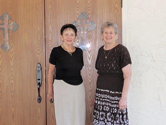 Nancy Kinley & Dolores Lichatz