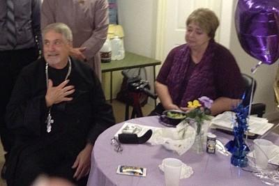Fr. David Balmer & Mat. Mary
